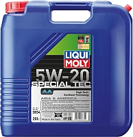 Моторное масло Liqui Moly Special Tec AA 5W20 / 7658 (4л) -