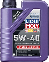 Моторное масло Liqui Moly Synthoil High Tech 5W40 / 1855 (1л) -