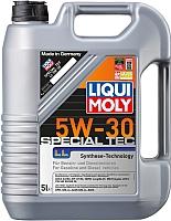 Моторное масло Liqui Moly Special Tec LL 5W30 / 2448 (5л) -