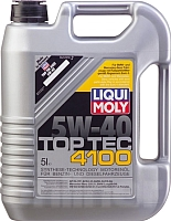Моторное масло Liqui Moly Top Tec 4100 5W40 / 9511 (5л) -