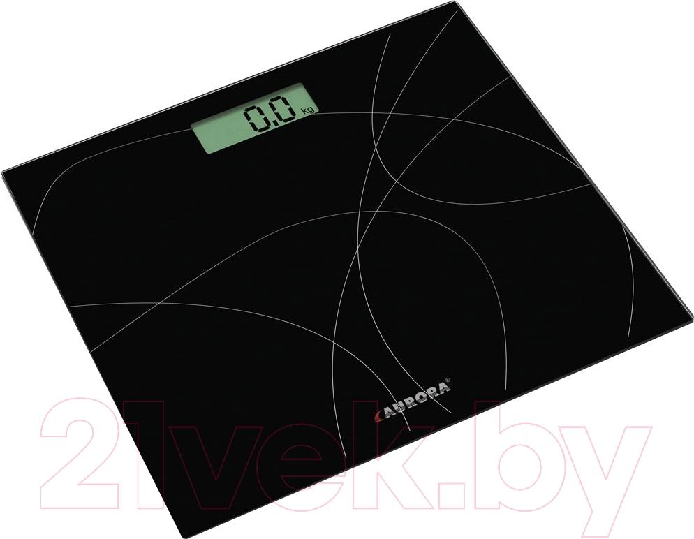 Напольные весы электронные Aurora, AU4305, Китай  - купить со скидкой