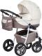 Детская универсальная коляска Riko Angelo 2 в 1 (06/латтэ) -