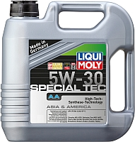Моторное масло Liqui Moly Special Tec AA 5W30 / 7530 (5л) -