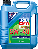 Моторное масло Liqui Moly Leichtlauf HC7 5W40 / 2309 (5л) -