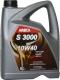 Моторное масло Areca S3000 10W40 / 12102 (5л) -
