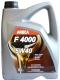 Моторное масло Areca F4000 5W40 / 11402 (5л) -