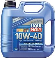 Моторное масло Liqui Moly Super Leichtlauf 10W40 / 9504 (4л) -