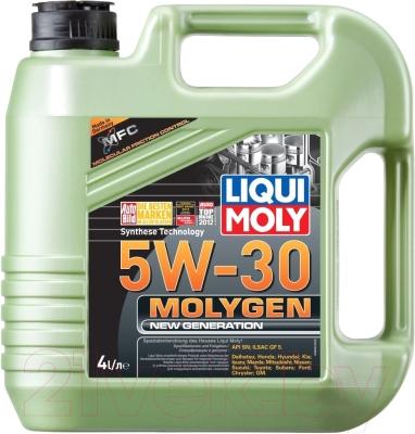 Моторное масло Liqui Moly Molygen New Generation 5W30 / 9089 (4л)