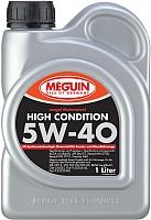 Моторное масло Meguin Megol High Condition 5W40 / 3199 (1л) -