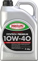 Моторное масло Meguin Megol Syntech Premium 10W40 / 4338 (5л) -