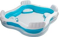 Надувной бассейн Intex Swim Center 56475 (229x229x66) -