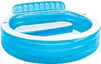 Надувной бассейн Intex Swim Center Семейный 57190 (224x216) -