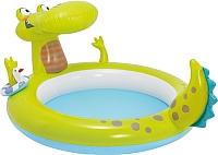 Надувной бассейн Intex Крокодил 57431 (198x160) -