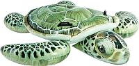 Надувная игрушка для плавания Intex Черепаха / 57555 -