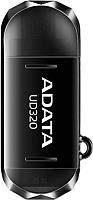 Usb flash накопитель A-data DashDrive Durable UD320 32GB (AUD320-32G-RBK) -