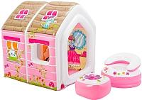 Детская игровая палатка Intex Домик для принцессы 48635 -