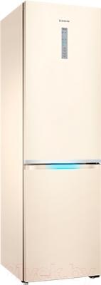 Холодильник с морозильником Samsung RB41J7861EF/WT