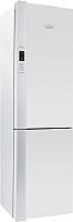 Холодильник с морозильником Hotpoint-Ariston HF 9201 W RO -