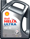 Моторное масло Shell Helix Ultra 0W40 (4л) -