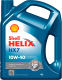 Моторное масло Shell Helix HX7 10W40 (4л) -