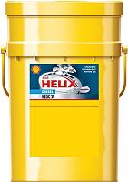 Моторное масло Shell Helix Diesel HX7 10W40 (20л) -