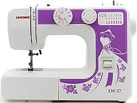Швейная машина Janome LW-17 -