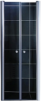 Душевая дверь Coliseum 7016 190x90 (тонированное стекло) -