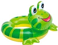 Круг для плавания Intex Животные 59220 (лягушка) -