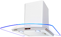 Вытяжка купольная Germes Alt Led Sensor 60 (белый) -