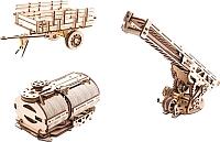 Сборная модель Ugears Дополнения к грузовику -