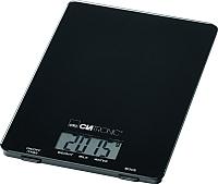Кухонные весы Clatronic KW 3626 (черное стекло) -