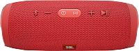 Портативная колонка JBL Charge 3 (красный) -