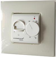 Терморегулятор для теплого пола Warmehaus Classic WH 700 (бежевый) -