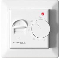 Терморегулятор для теплого пола Warmehaus WH 200 (альпийский белый) -