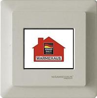 Терморегулятор для теплого пола Warmehaus WH Pro 500 (бежевый) -