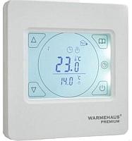 Терморегулятор для теплого пола Warmehaus TouchScreen WH 92 (белый) -