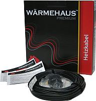 Теплый пол электрический Warmehaus CAB 20W-39.0m/780w -