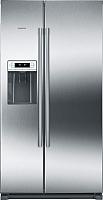 Холодильник с морозильником Siemens KA90IVI20R -