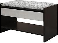 Скамья Мебель-Класс ВА-012.10 (венге/дуб молочный) -