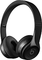 Наушники-гарнитура Beats Solo3 Wireless MNEN2ZM/A (глянцевый черный) -