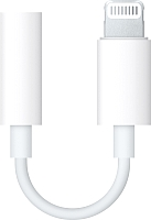 Адаптер Apple Lightning to 3.5 mini-jack / MMX62 -