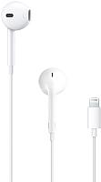 Наушники-гарнитура Apple EarPods MMTN2 -