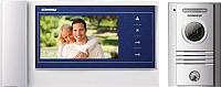 Видеодомофон Commax CDV-70KR3 + 40KR2 (синий) -