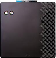 Магнитно-маркерная доска NOBO Quartet Combo 1903893 / 1903872 (черный) -