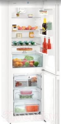 Холодильник с морозильником Liebherr CN 4313