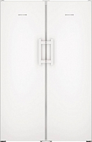 Холодильник с морозильником Liebherr SBS 7242 -