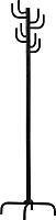 Вешалка для одежды Halmar W11 (черный) -