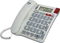 Проводной телефон Ritmix RT-570 (слоновая кость) -