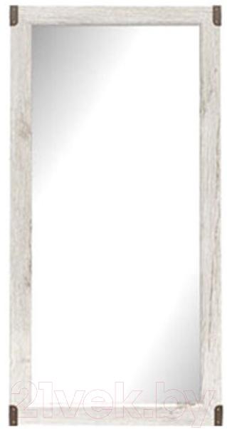 Купить Зеркало интерьерное Black Red White, Индиана JLUS 50 (сосна коньон), Беларусь, дерево беленое