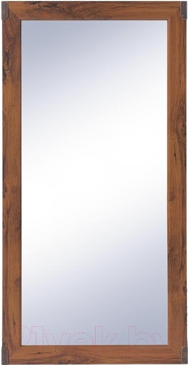 Купить Зеркало интерьерное Black Red White, Индиана JLUS 50 (дуб саттер), Беларусь, дерево темное